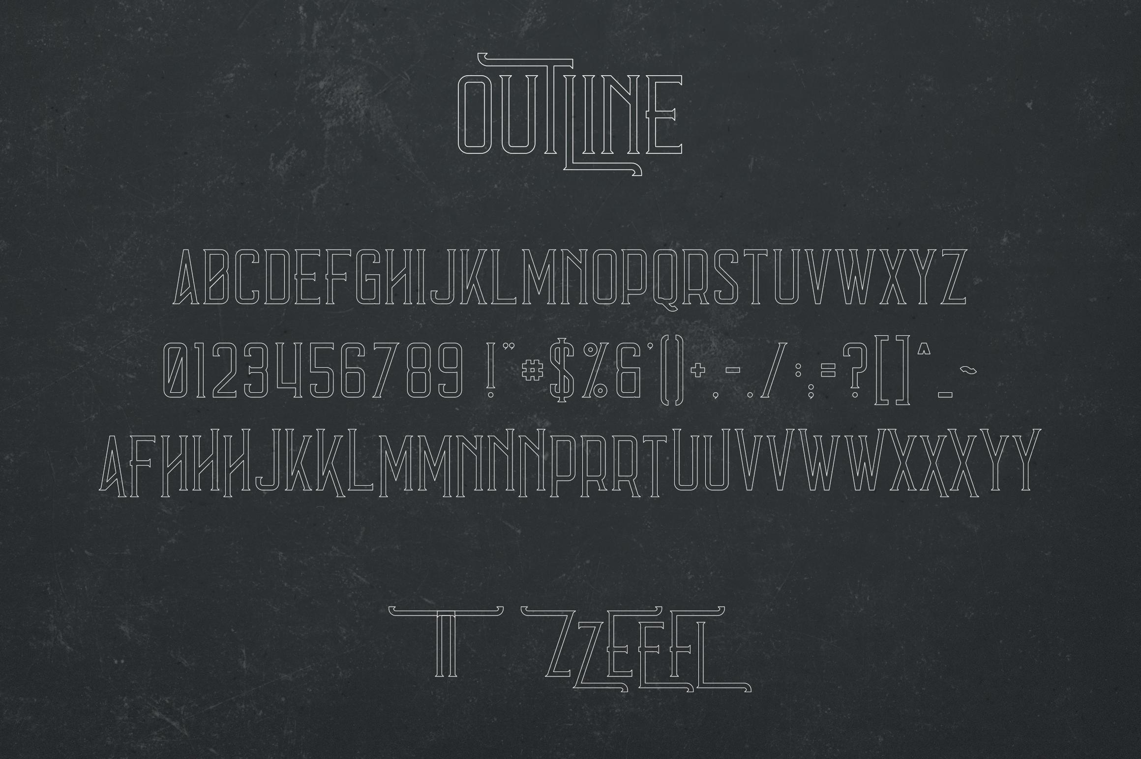Errorist - Vintage Typeface example image 7