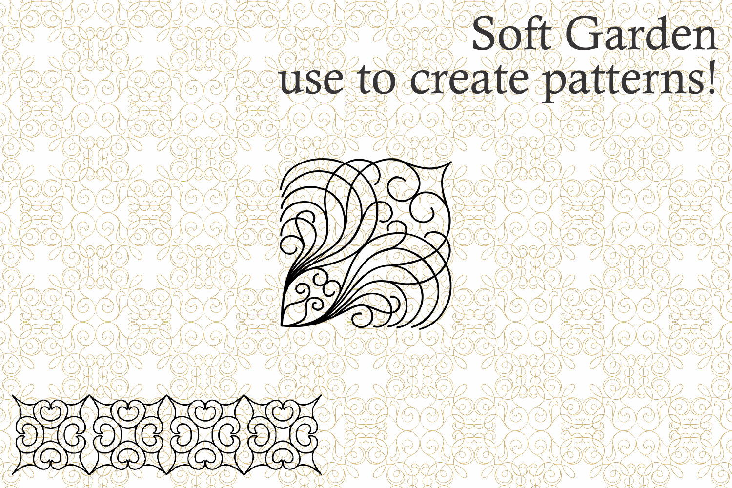 Soft Garden (pack) example image 7