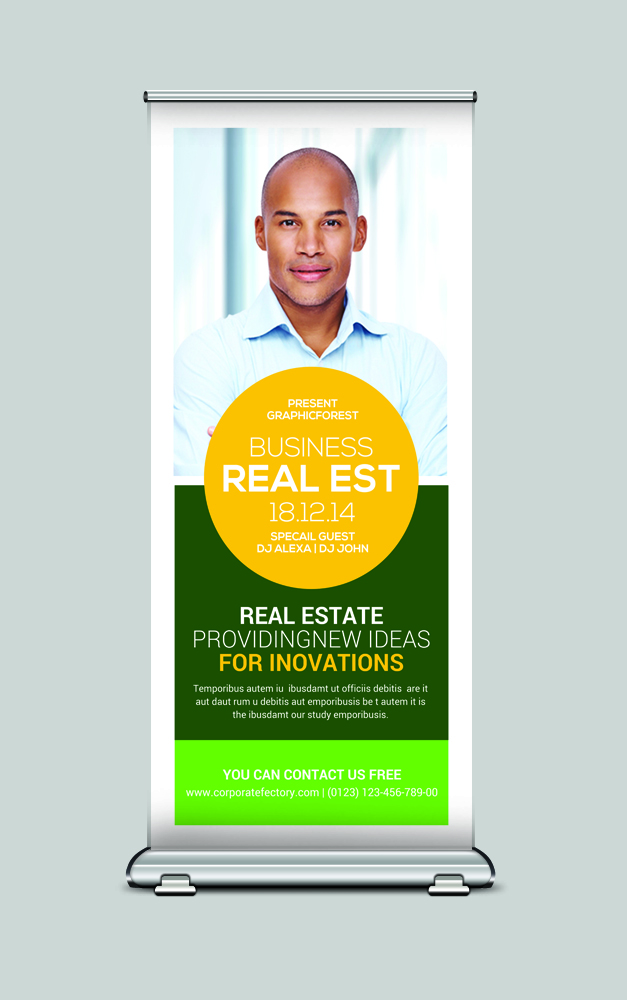 Real Estate Rollup Banner example image 3