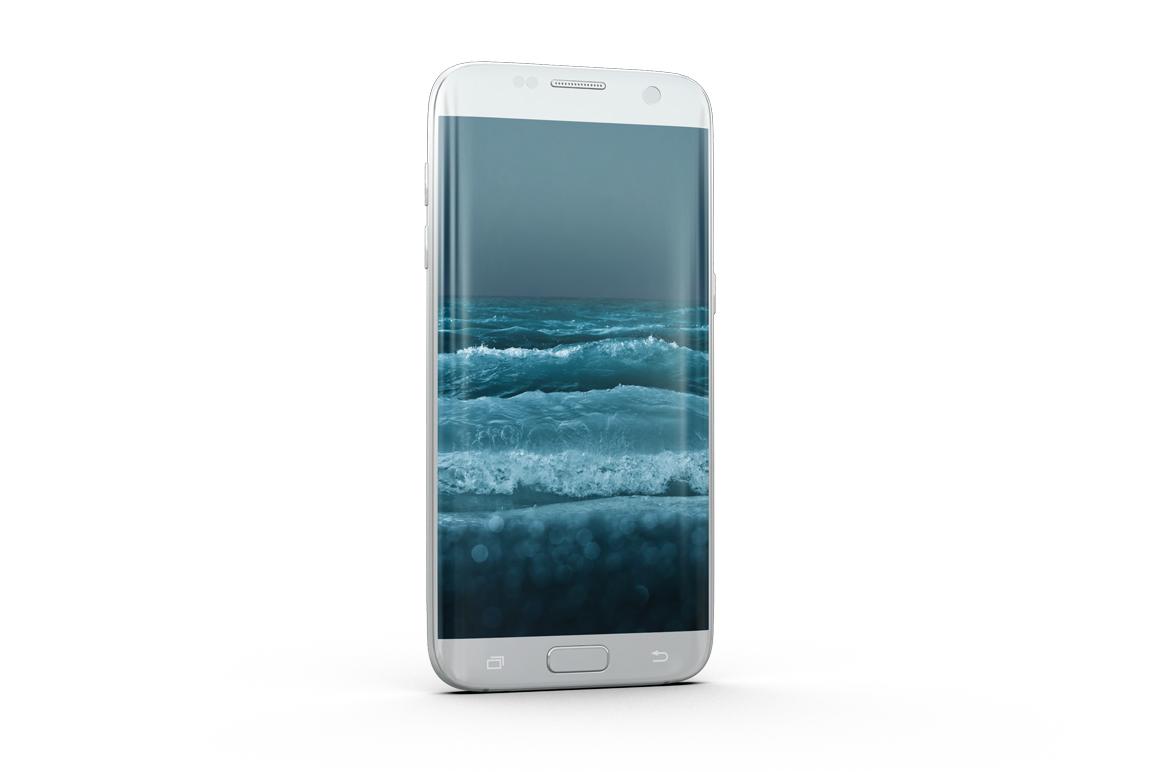 Samsung Galaxy S7 Edge Mockup example image 10