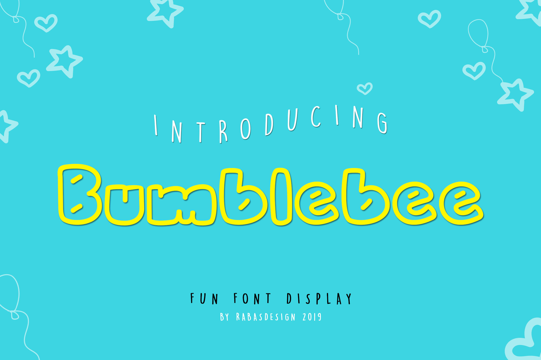 Bumblebee example image 1