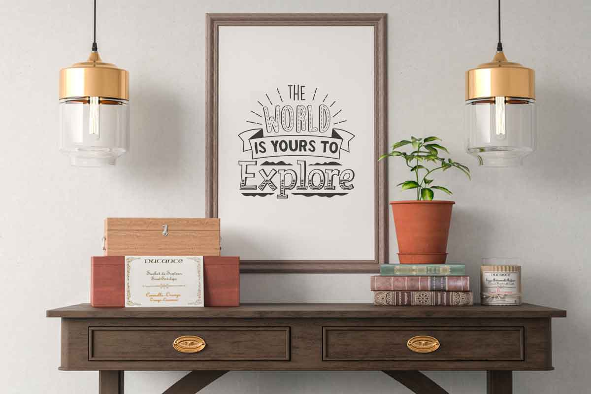 the world is yours to explore example image 2