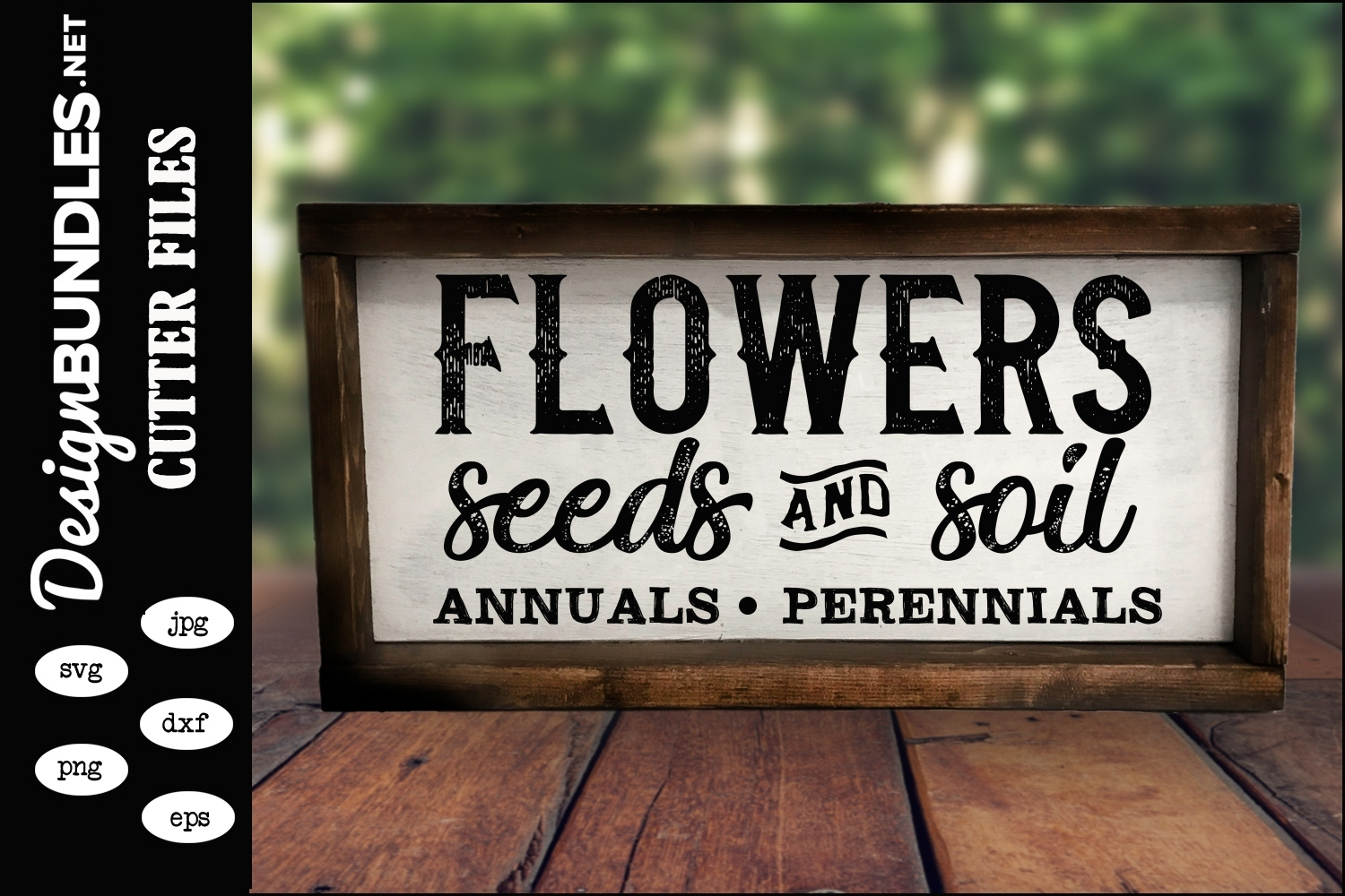 Flowers SVG example image 1