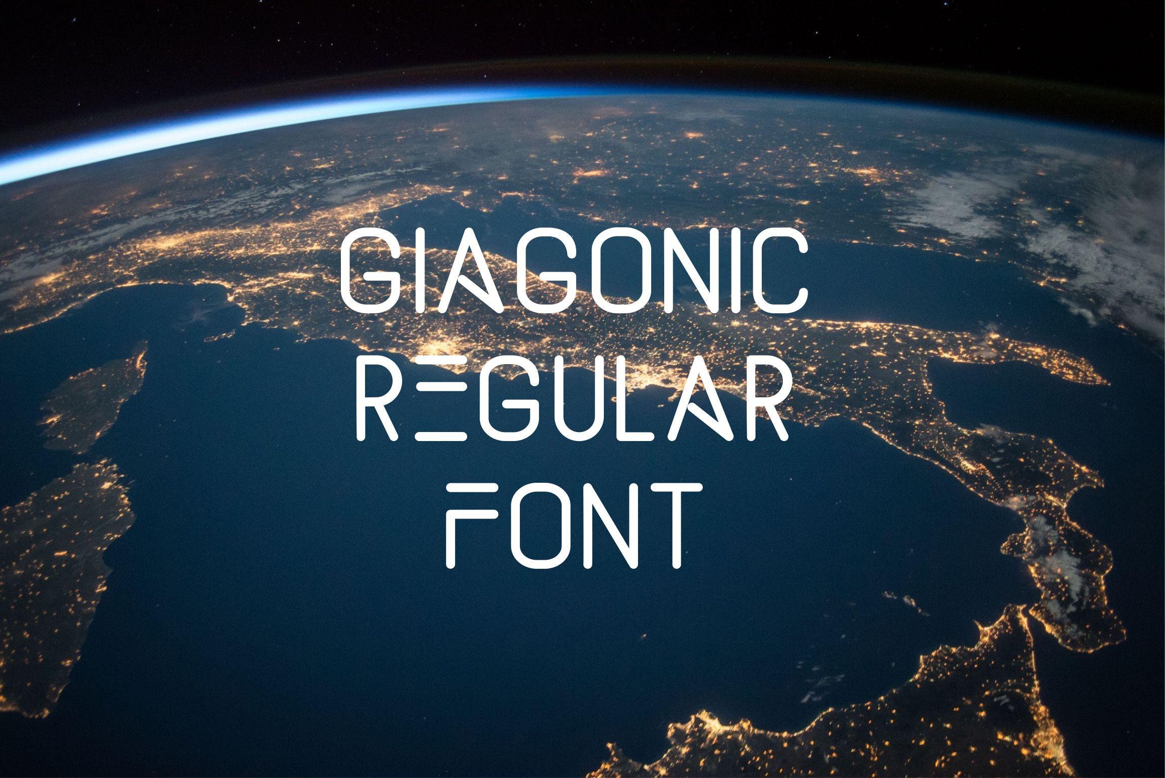 Giagonic Regular example image 1