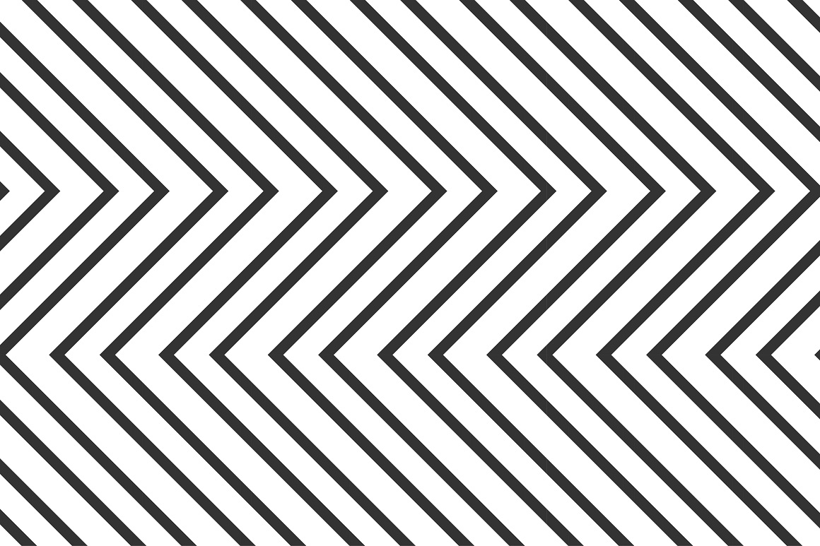 Geometric seamless creative patterns example image 17