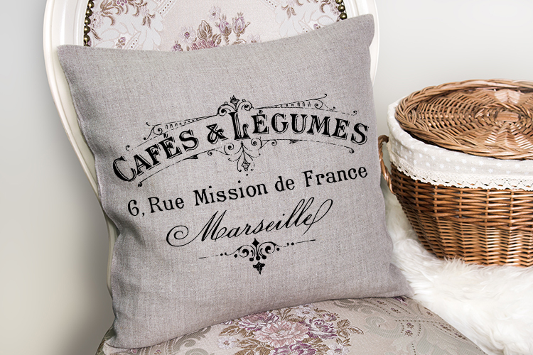 Vintage Bundle PNG, EPS, SVG Vector French Graphics example image 10