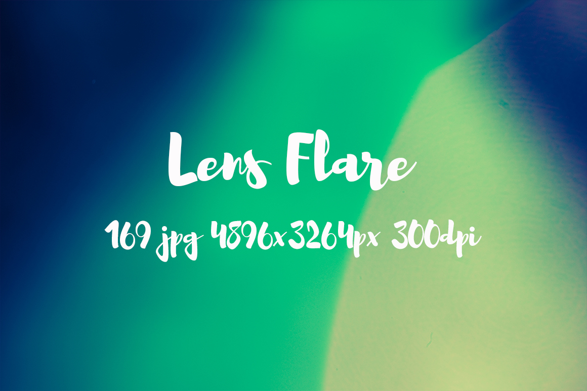 Lens Flare Pack example image 14