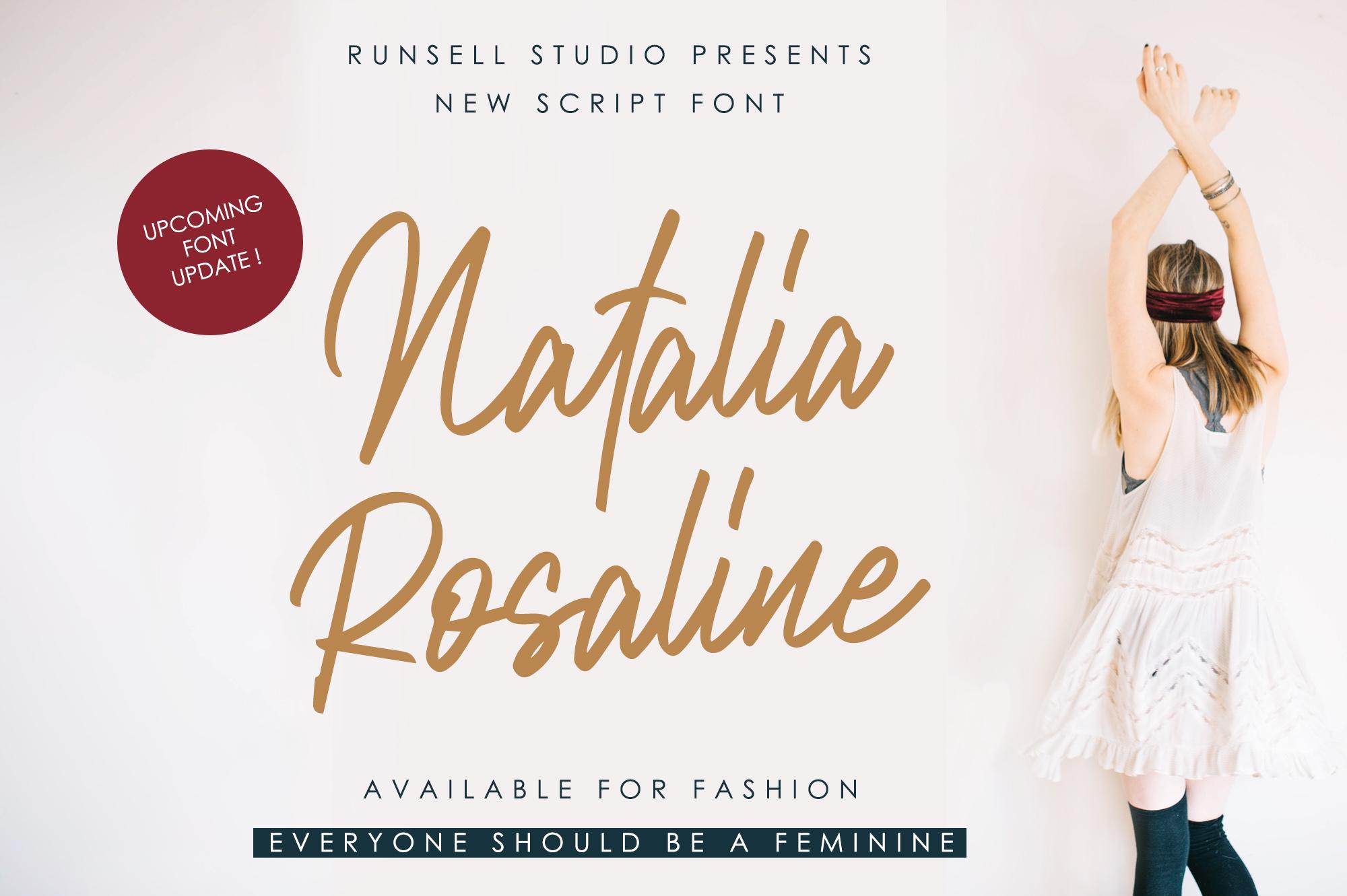 Natalia Roseline example image 1
