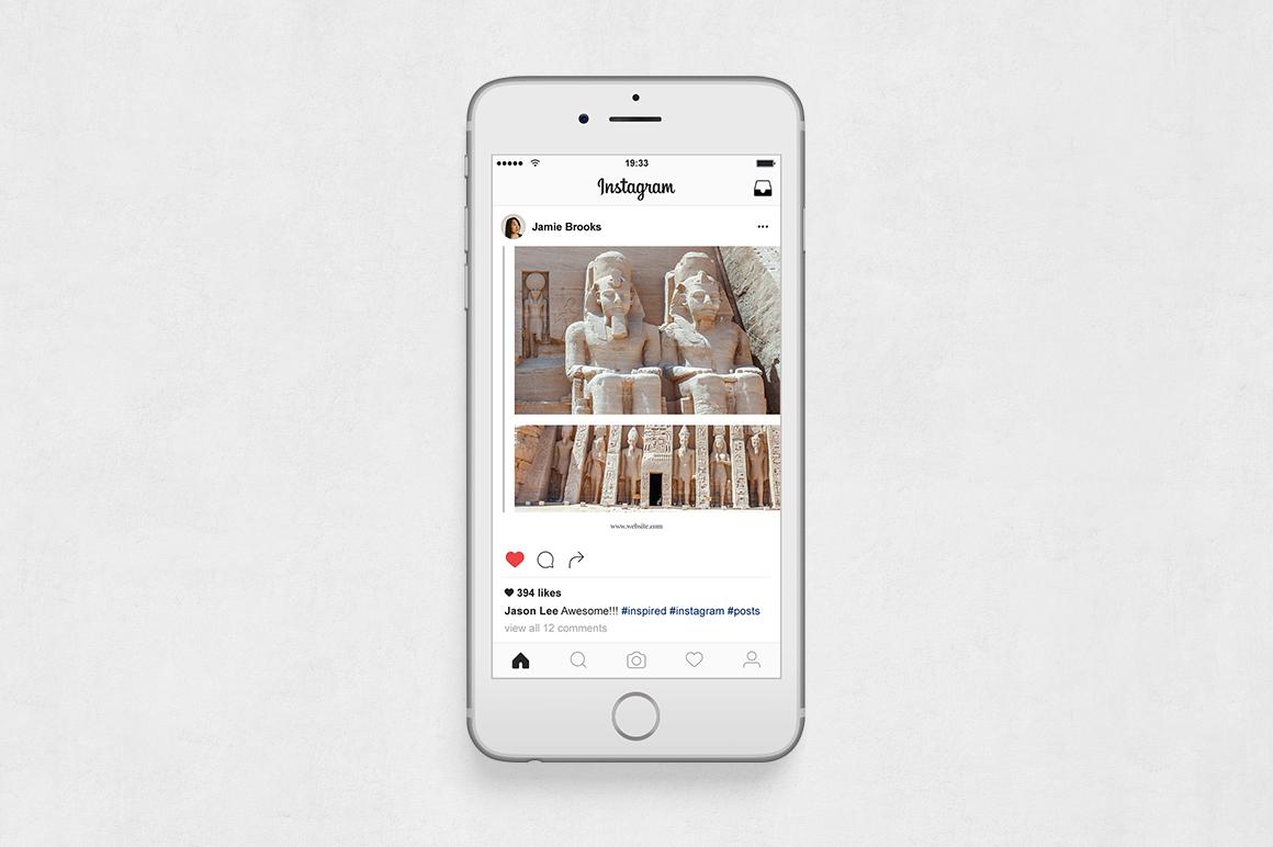 Ancient Instagram Posts example image 6
