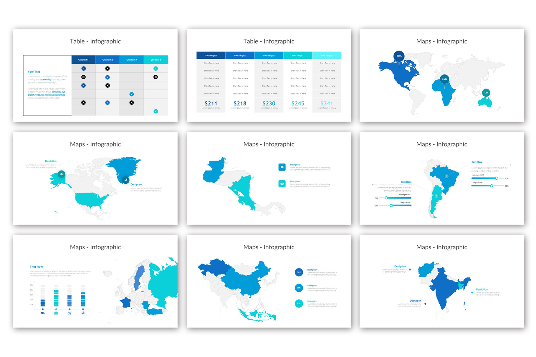 Big Business Presentation Template example image 11