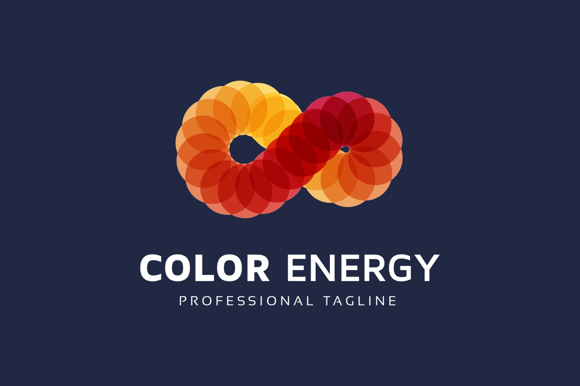 Color Energy Logo example image 2