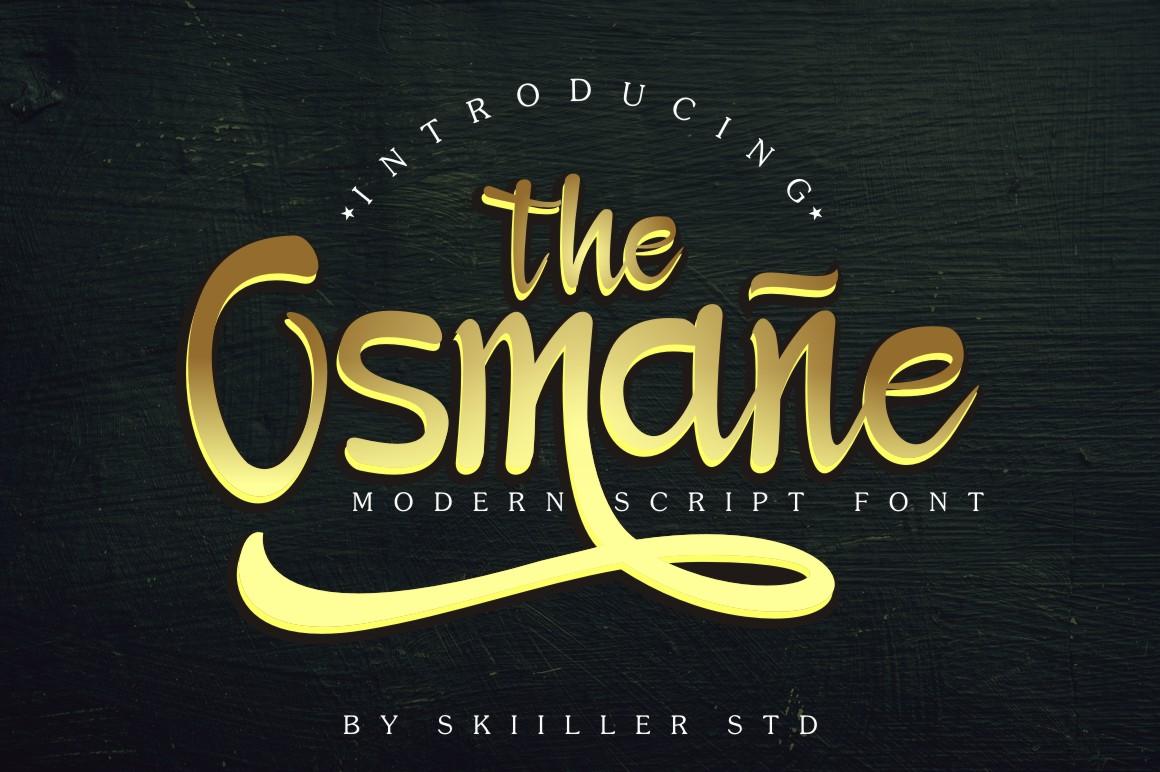Osmane example image 1
