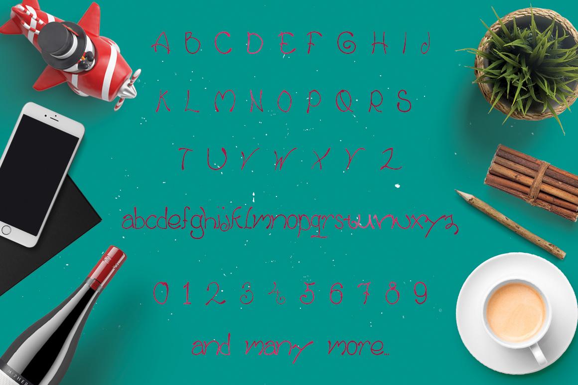 Joker Typeface example image 5