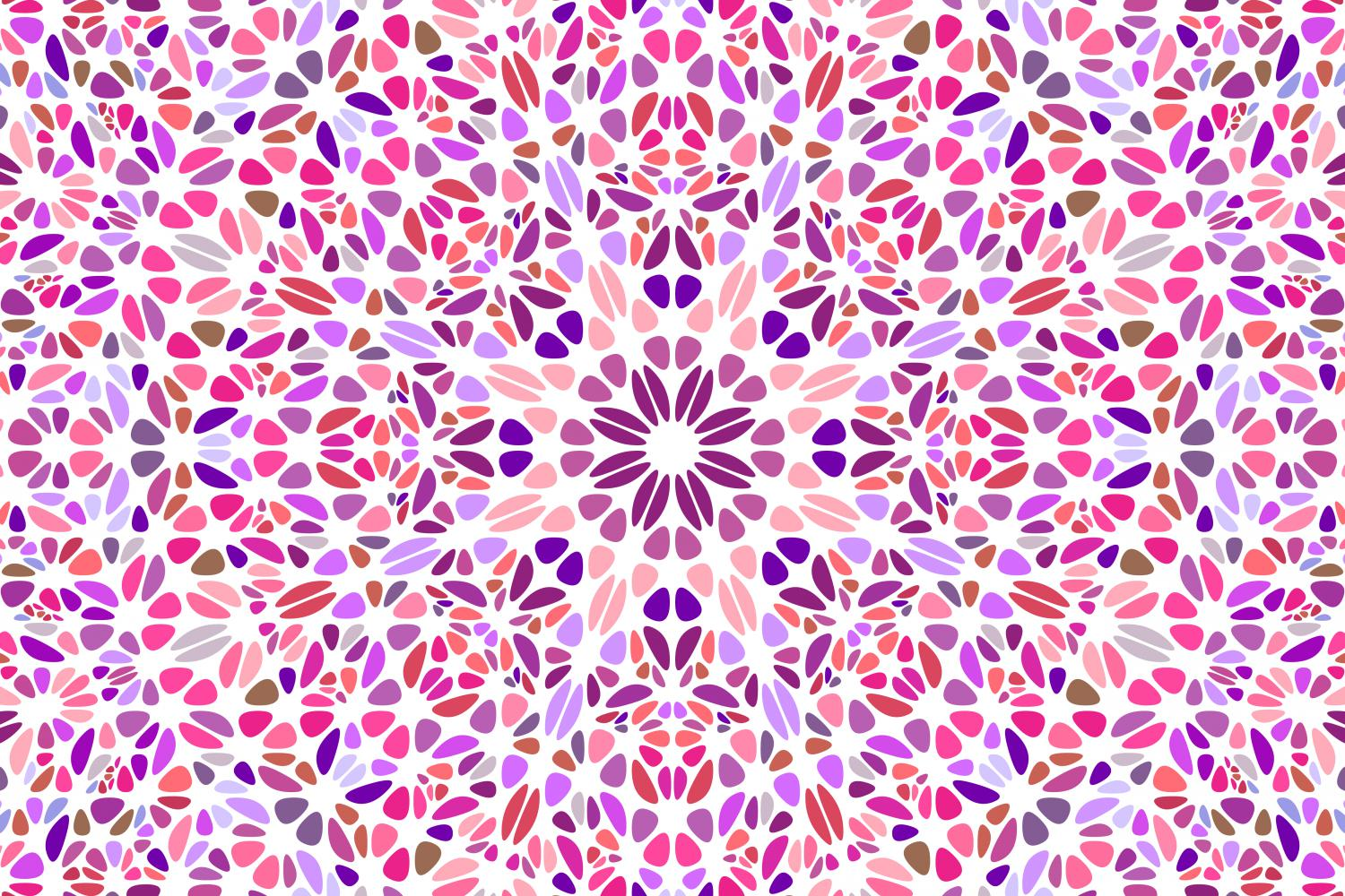 48 Floral Mandala Backgrounds example image 11