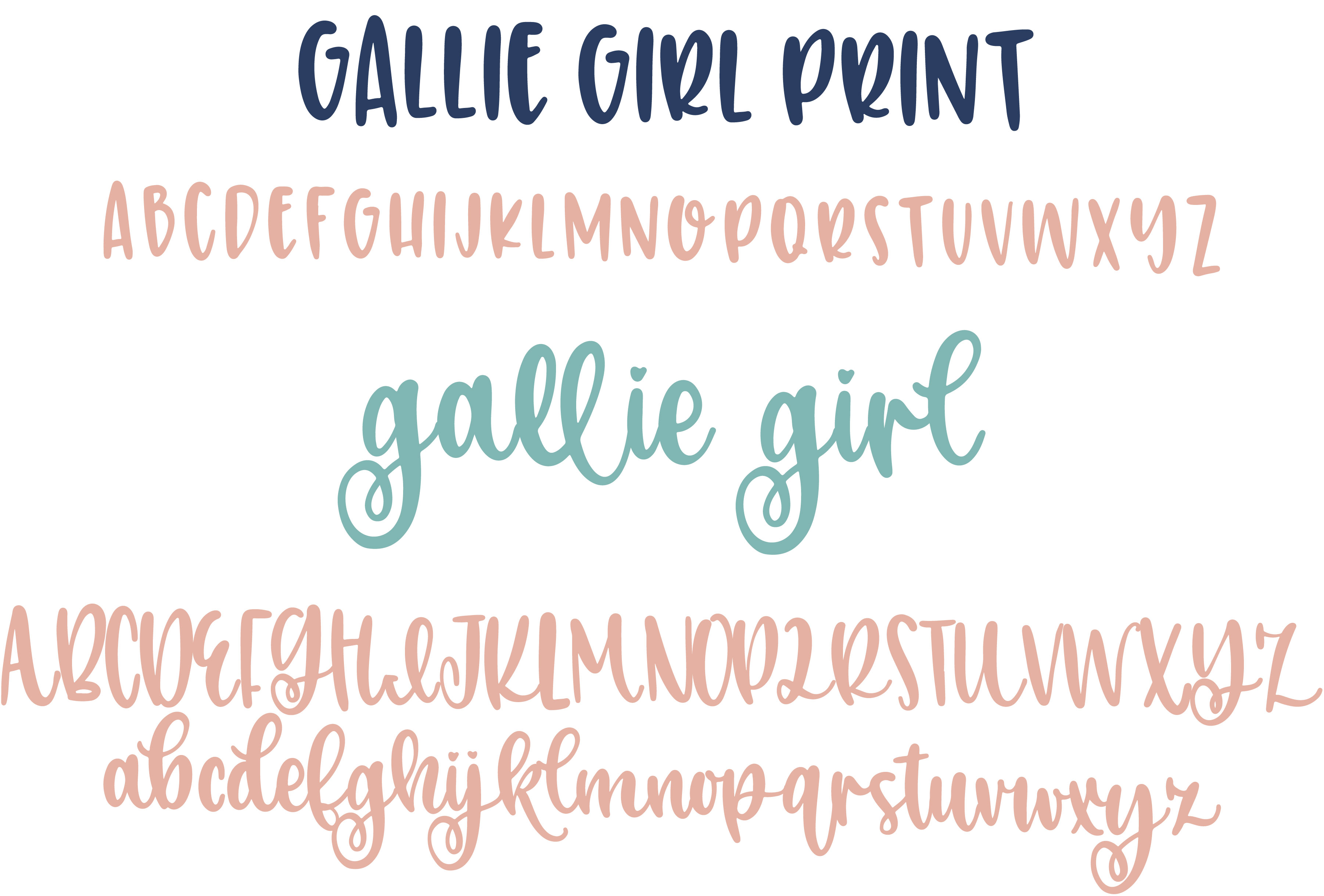 Gallie Girl example image 2