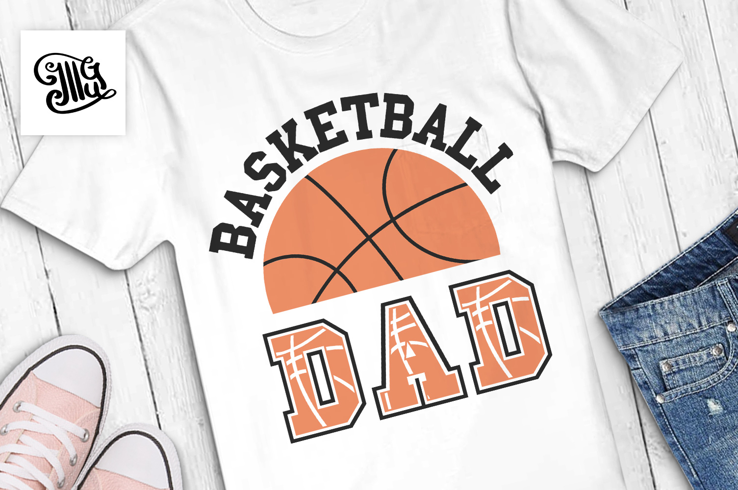 Basketball dad example image 1