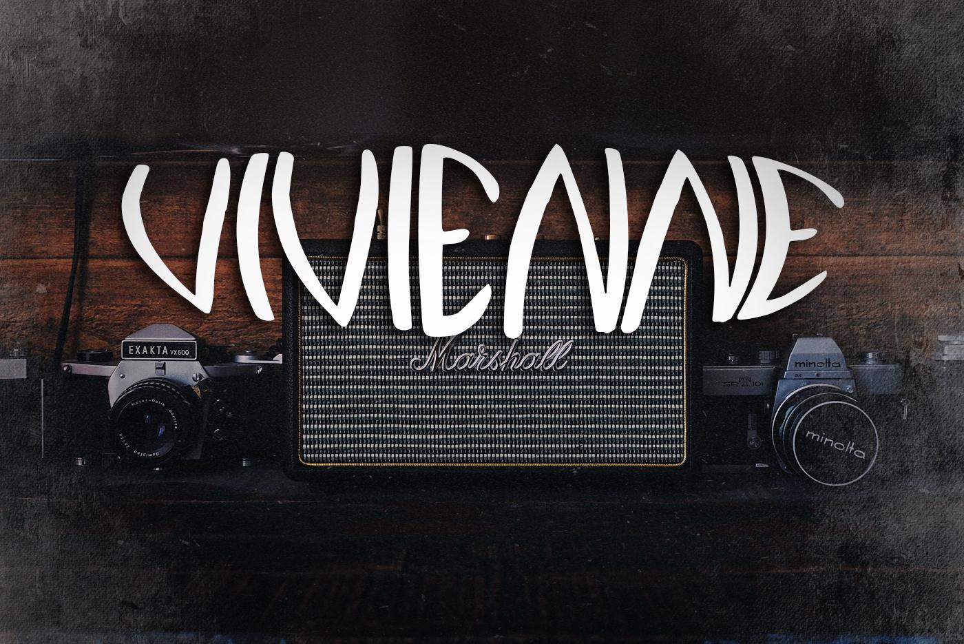 Vivienne Font example image 1