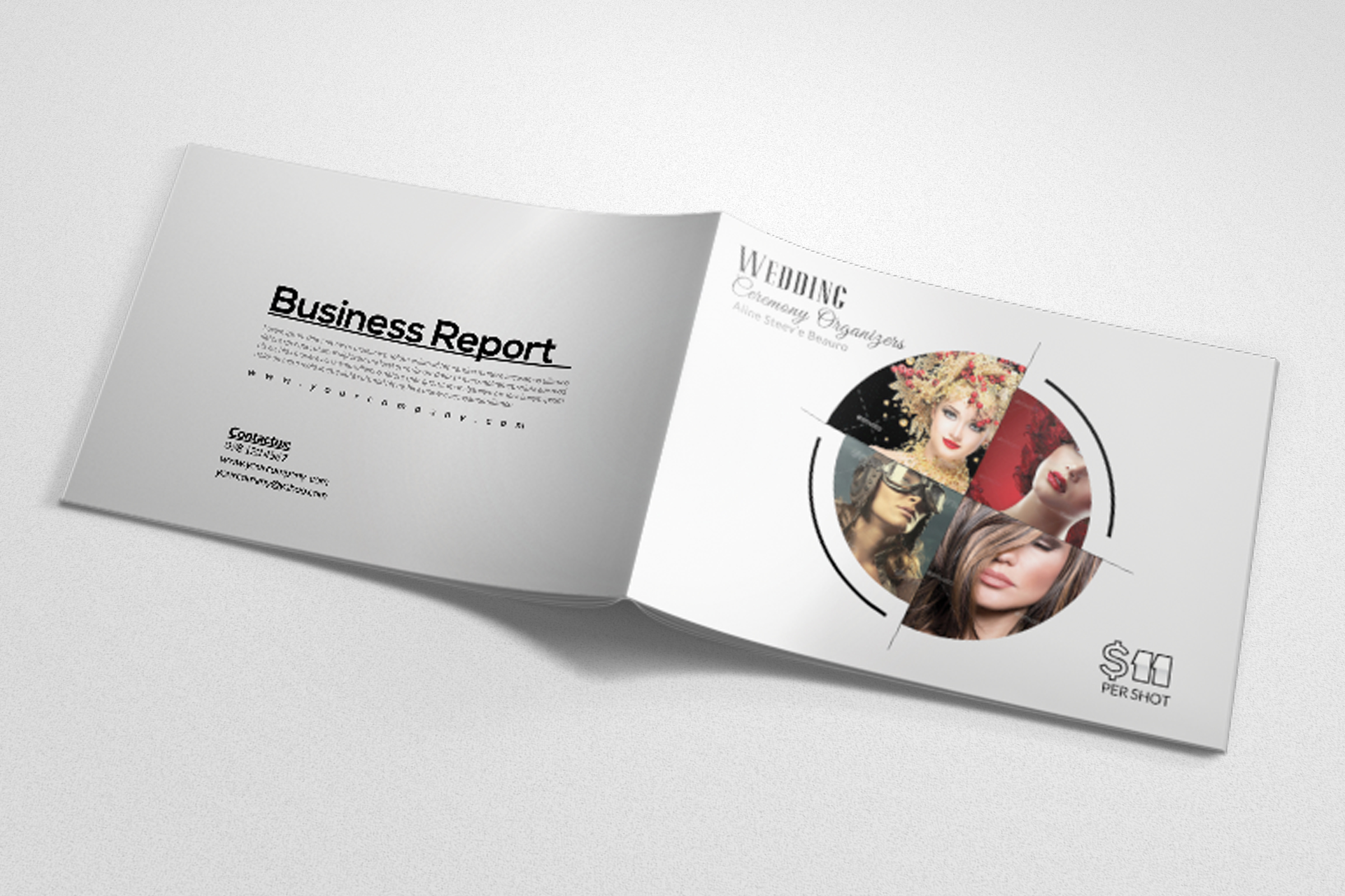 Photography Bifold Brochures example image 2