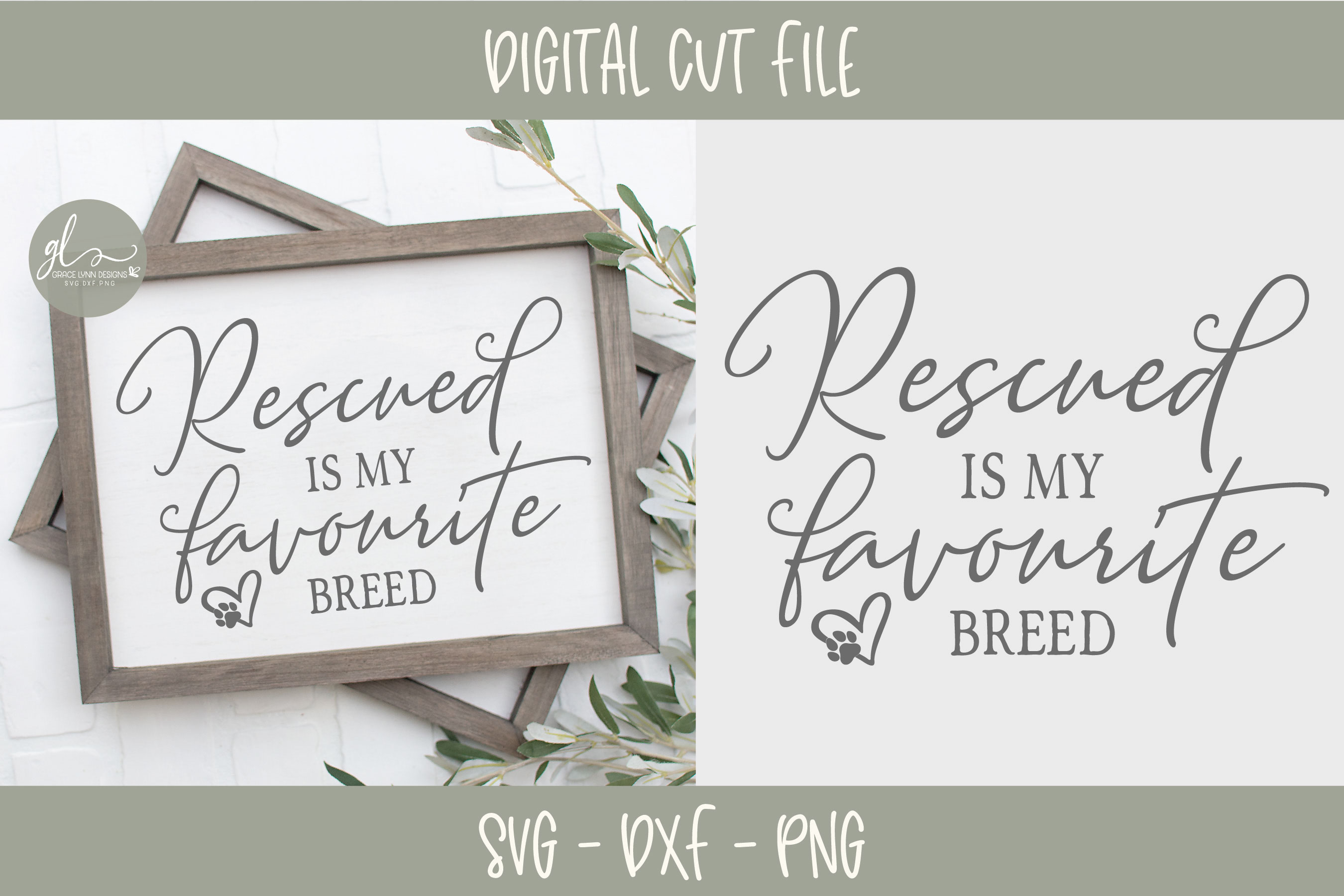 Dog Quotes Bundle Vol. 1 - 12 Designs - SVG Cut Files example image 13