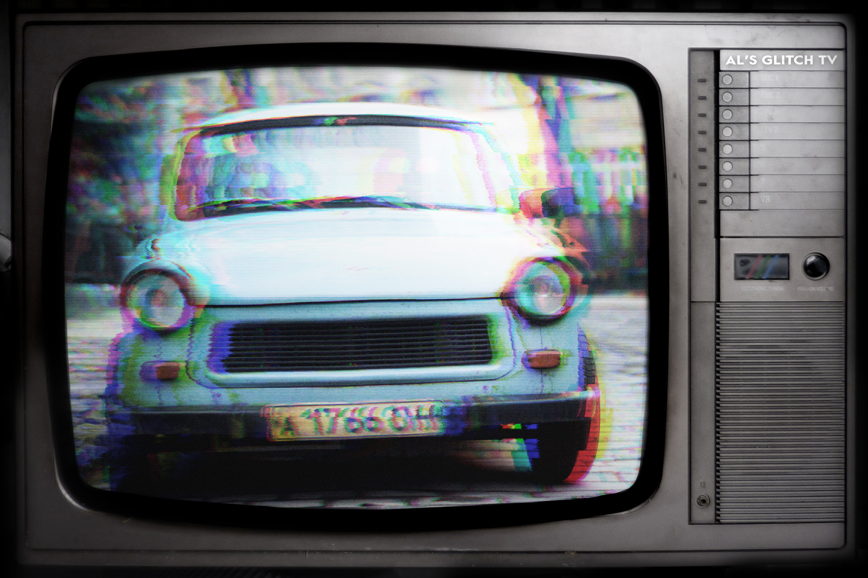 AL's Glitch TV Action Pack Vol. 1 example image 1