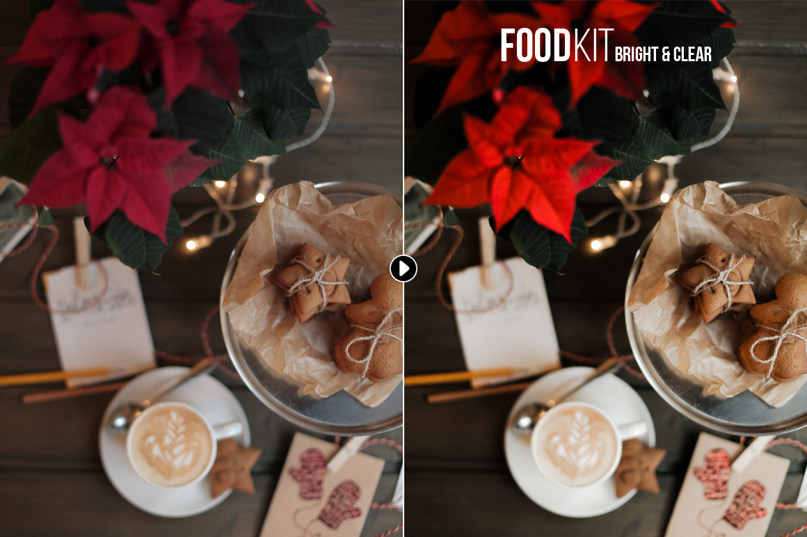 FoodKit - Food Presets for Lightroom & ACR, Desktop & Mobile example image 16