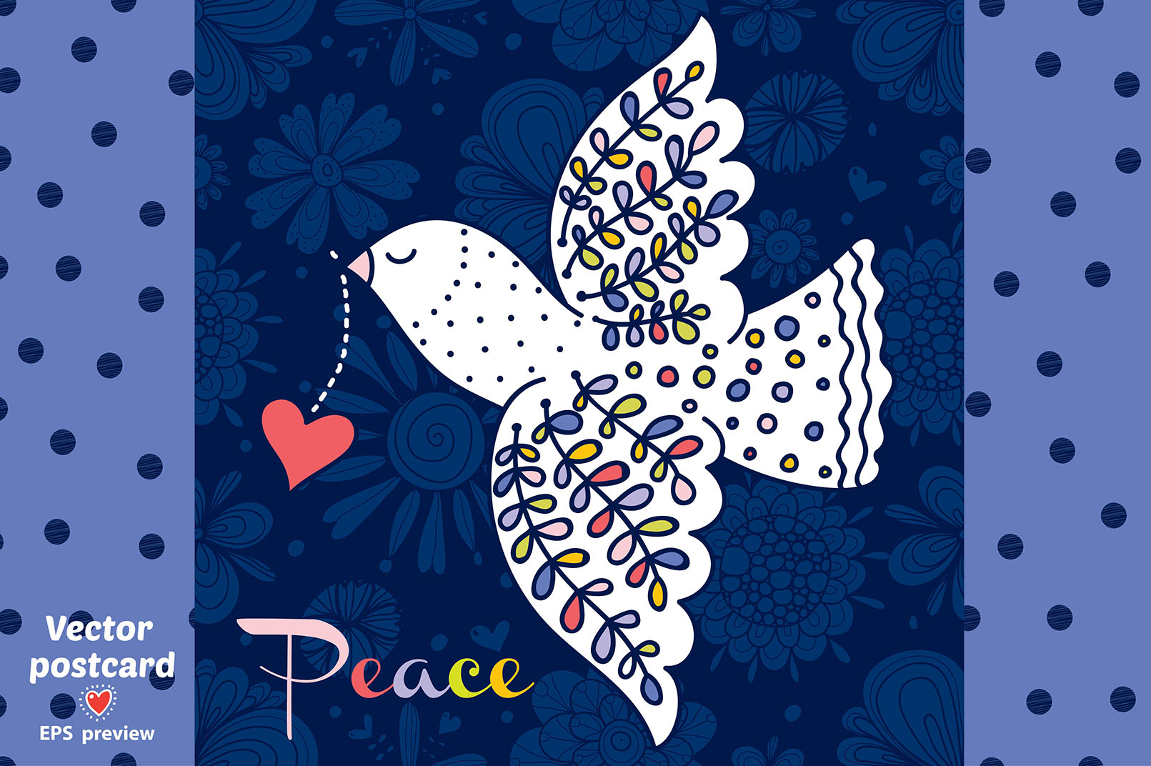 Peace and love! example image 7