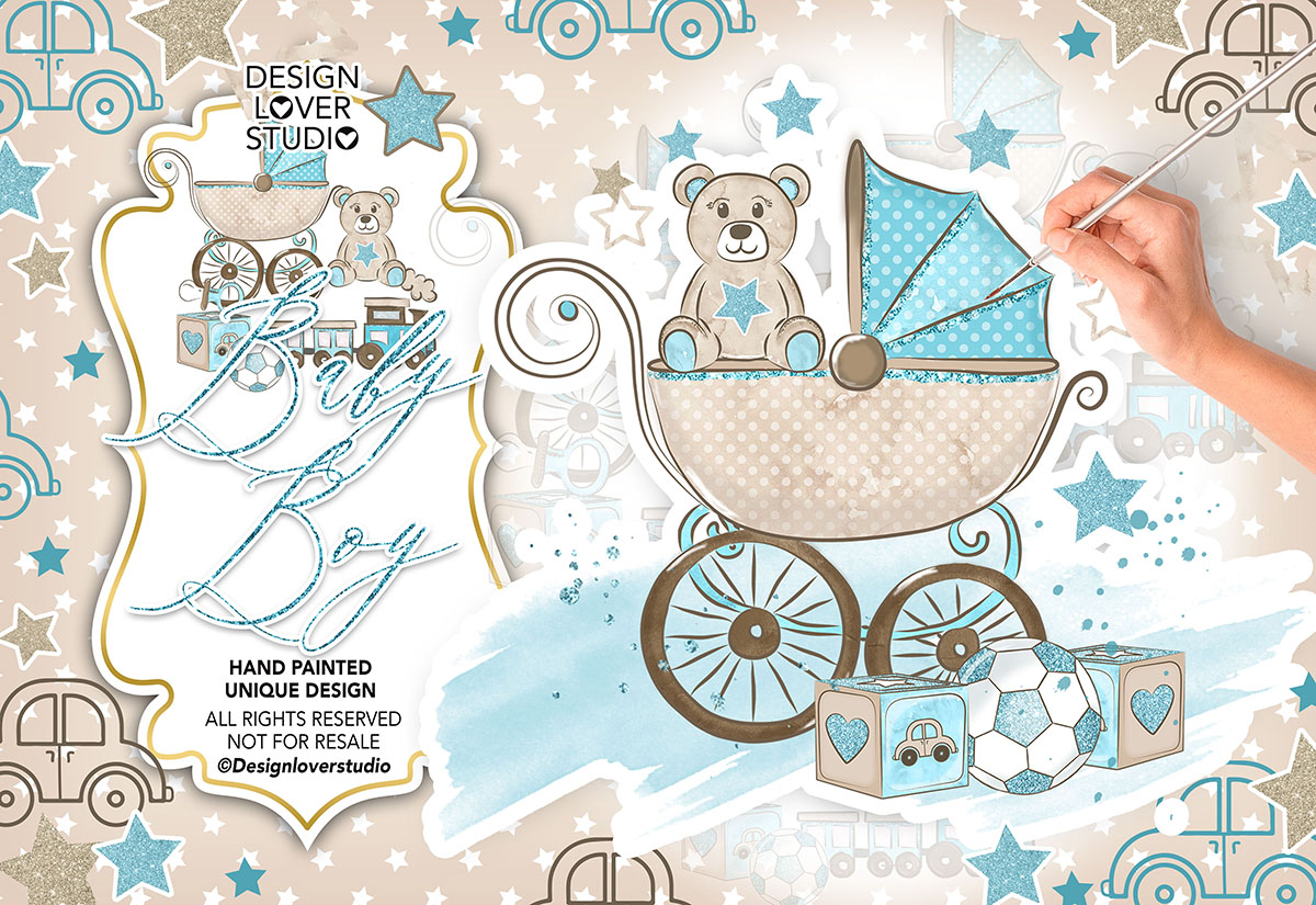Baby Boy design example image 2
