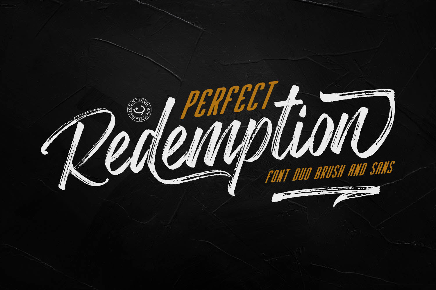 Perfect Redemption- Font Duo and Extras example image 14