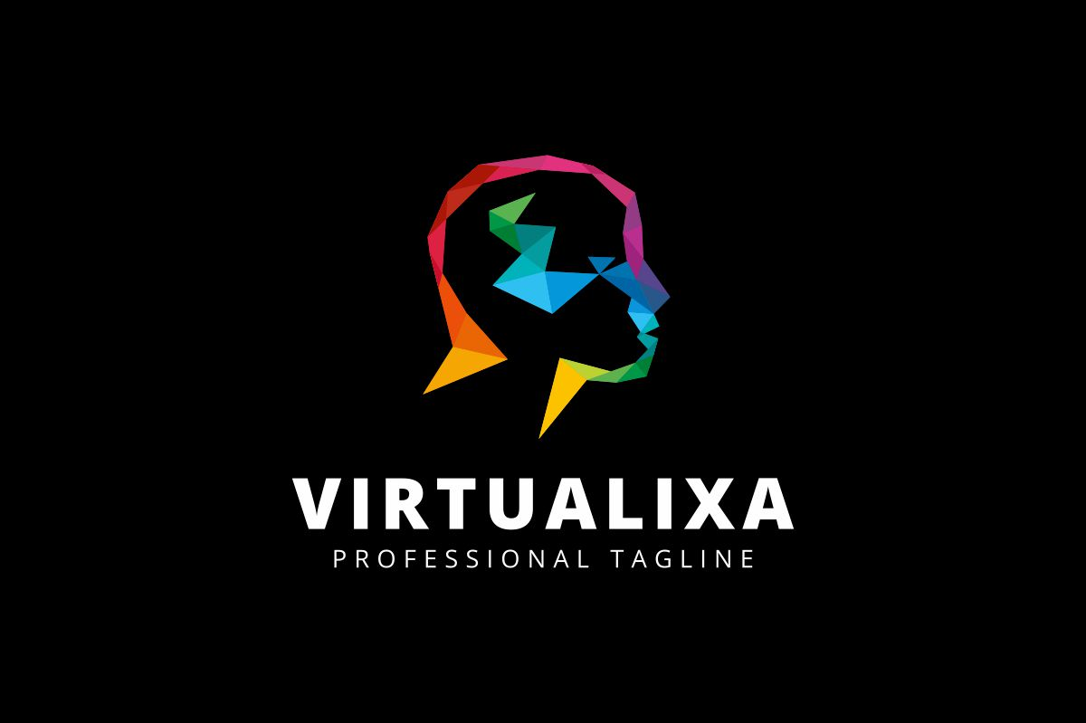 Virtual Human Logo example image 2