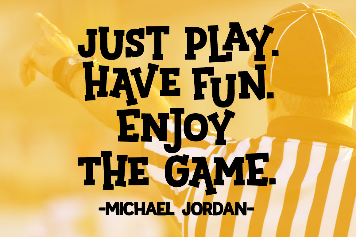 Sportsball: fun font with alternates! example image 4
