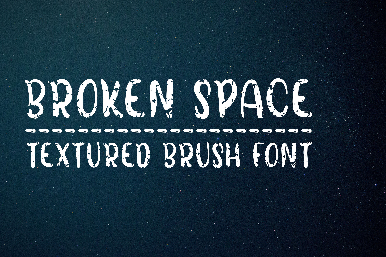 Broken Space example image 1