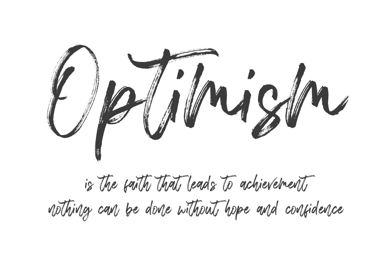 Chelistine - Beauty Handwritten - example image 4