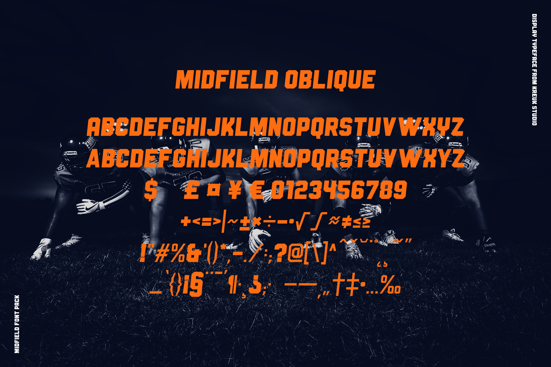 Midfield Display example image 6