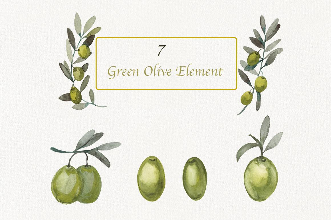 """Olive mood"" example image 2"