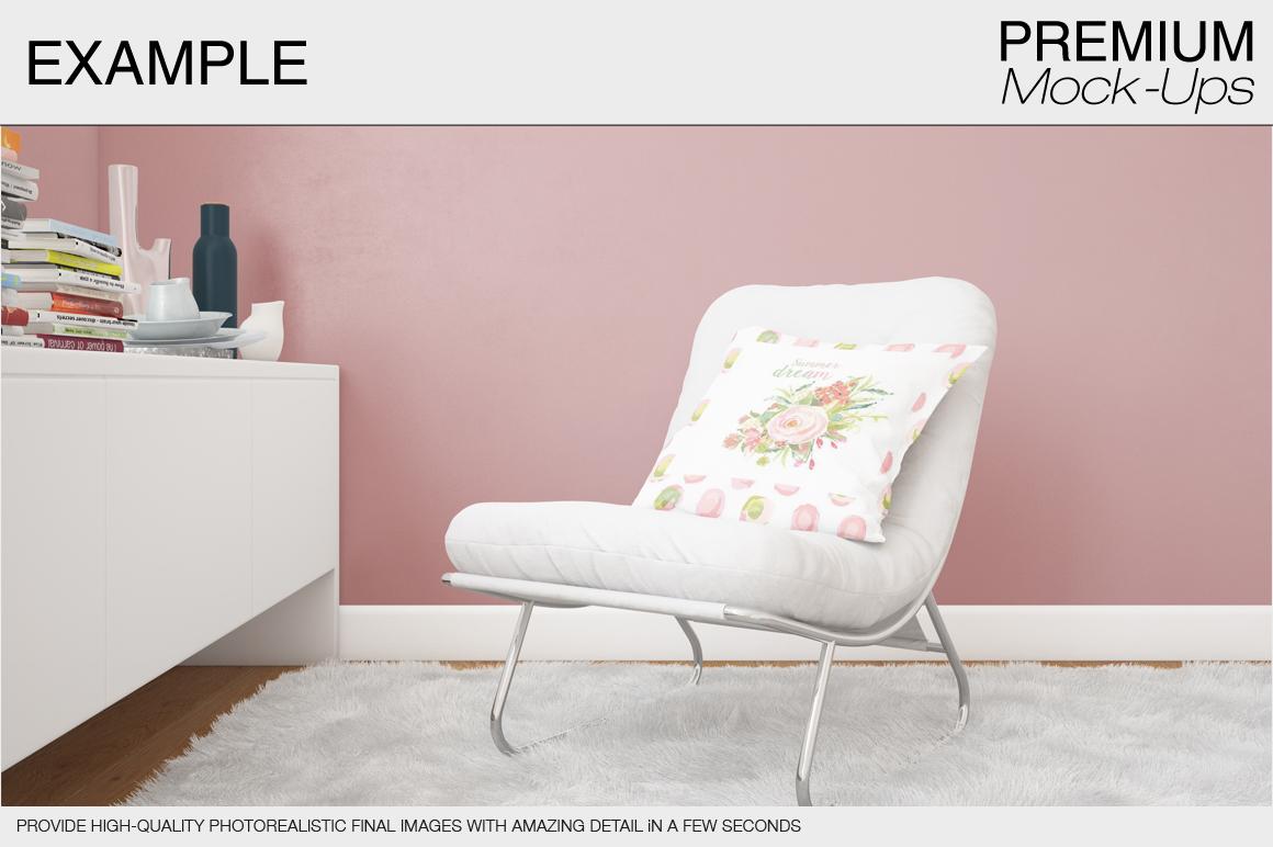 Pillow Mockup Set example image 16