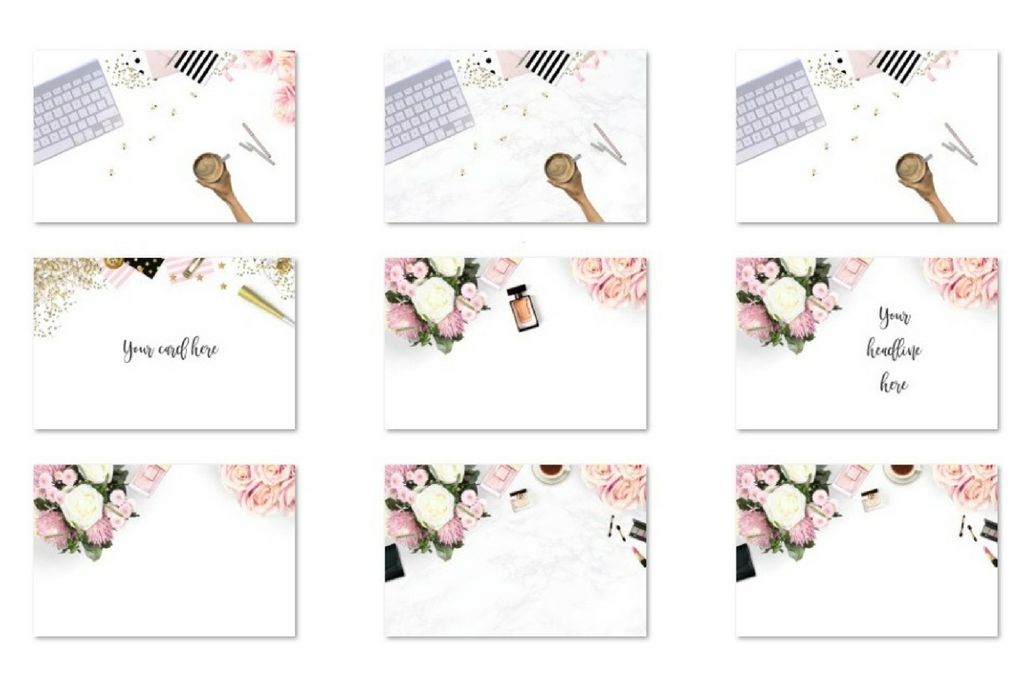 Bundle Styled stock feminine example image 4
