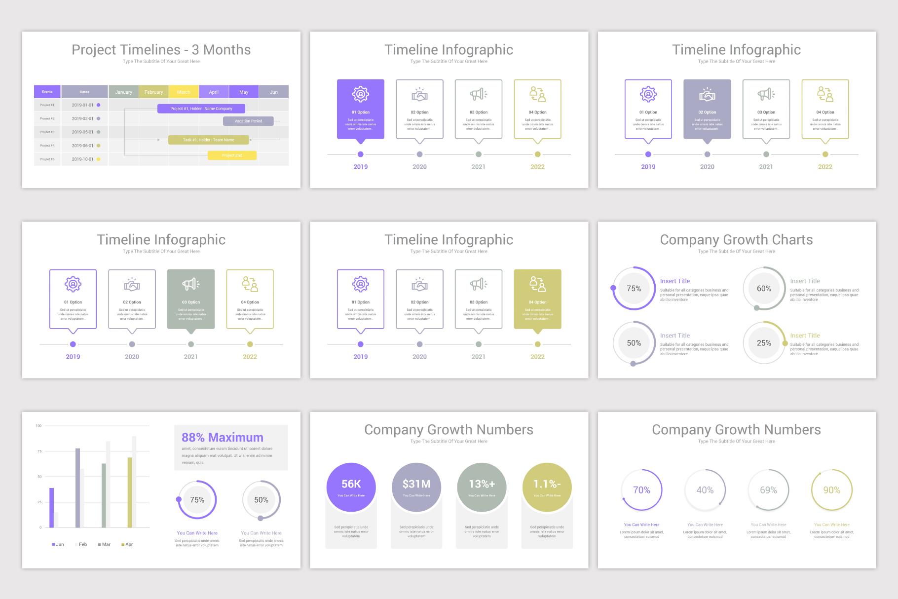 Company Profile Keynote Template example image 11