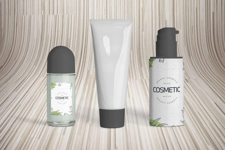 Cosmetics Mock-up #7 example image 1