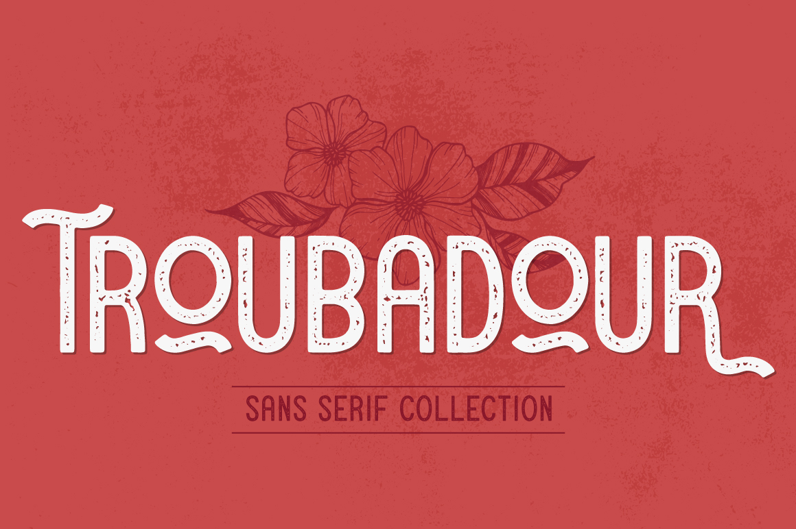 The Troubadour Collection example image 1