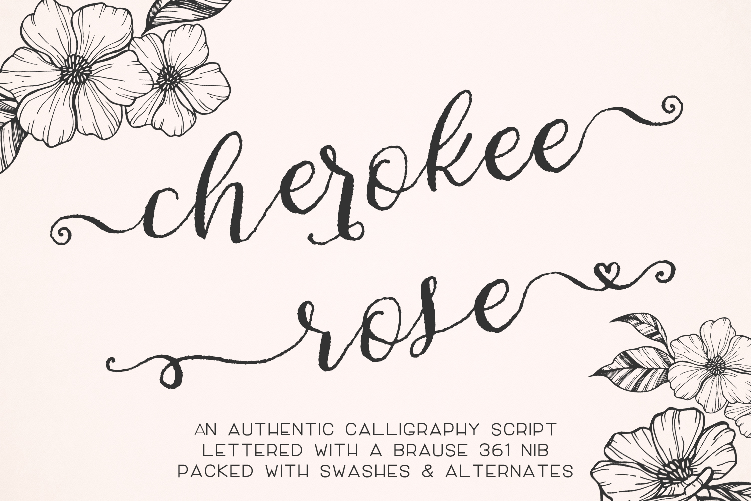 The Rustic Font Bundle by Beck McCormick example image 10