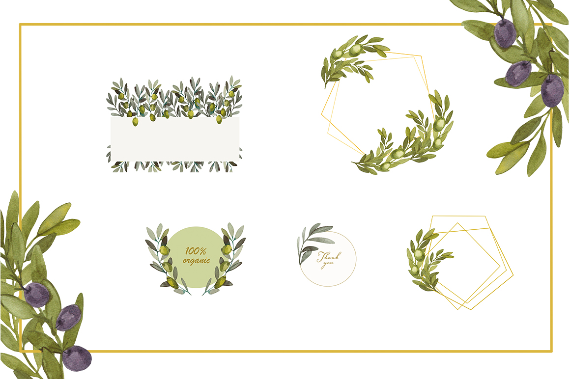 """Olive mood"" example image 6"