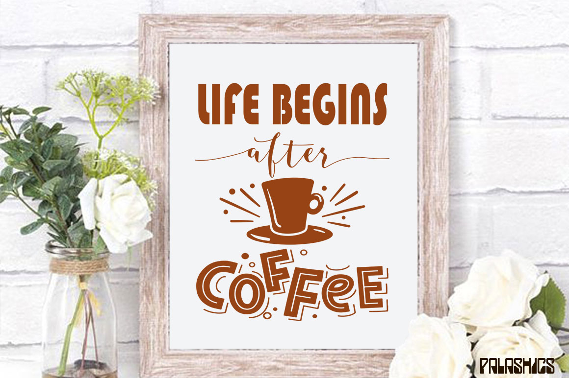 Coffee SVG one Quote 12 designs example image 11