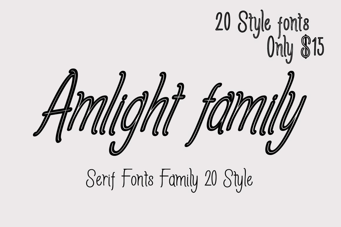 Amlight Family example image 1