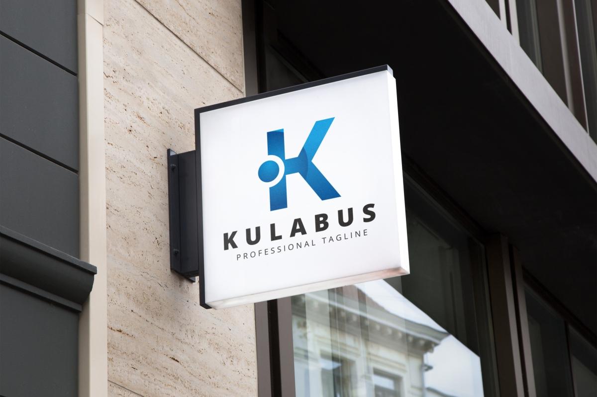 Kulabus K Letter Logo example image 4