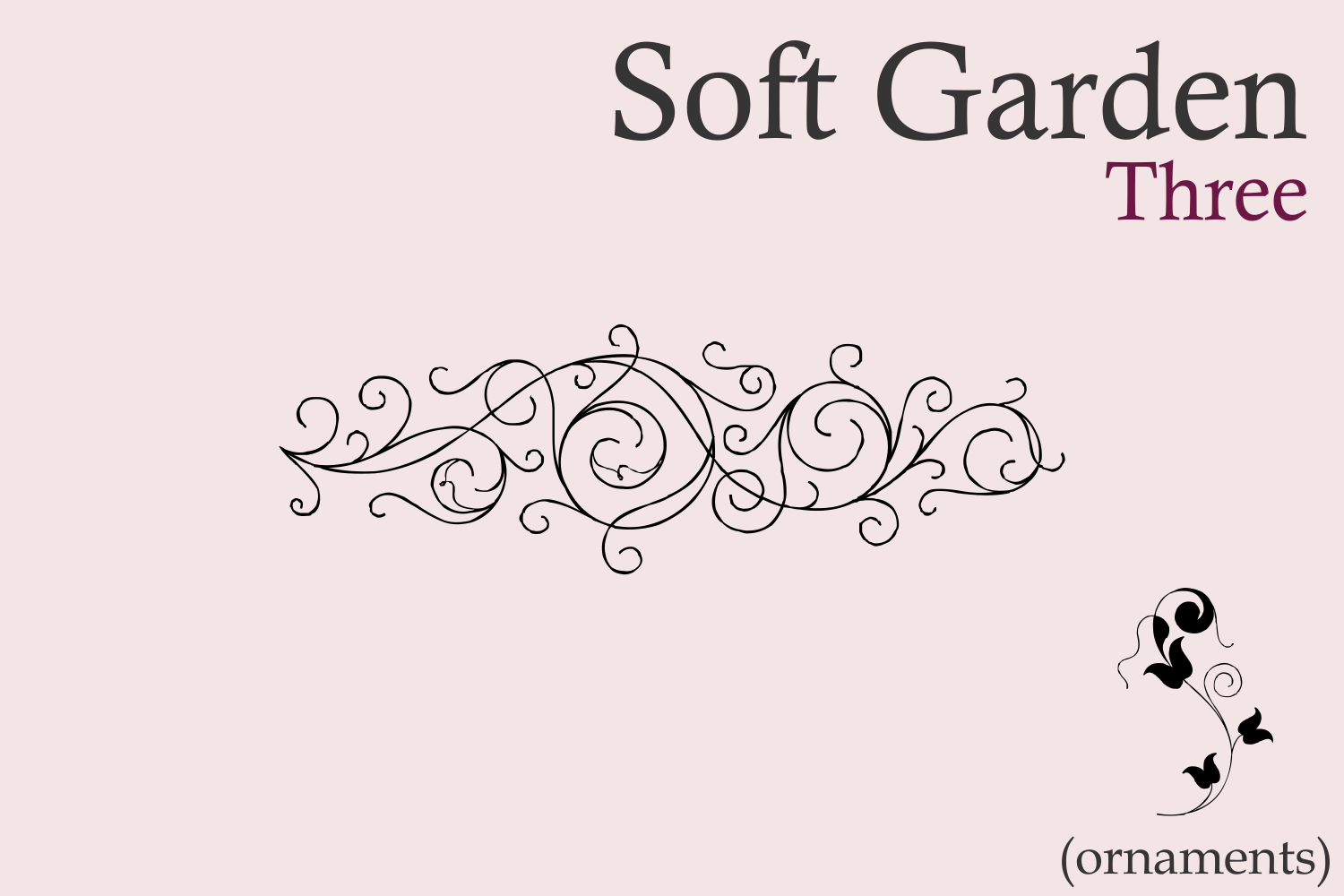 Soft Garden Three example image 2