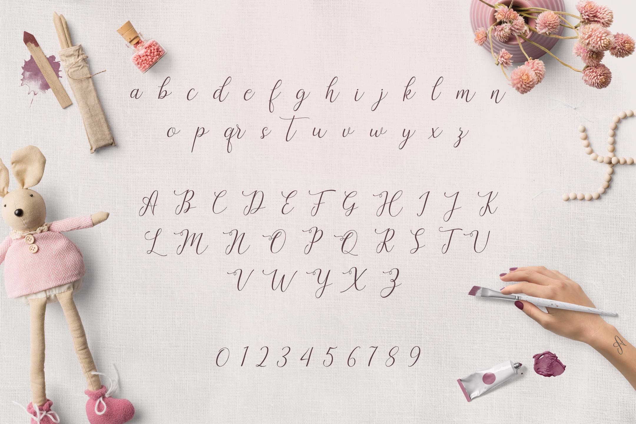 Allison Script example image 2