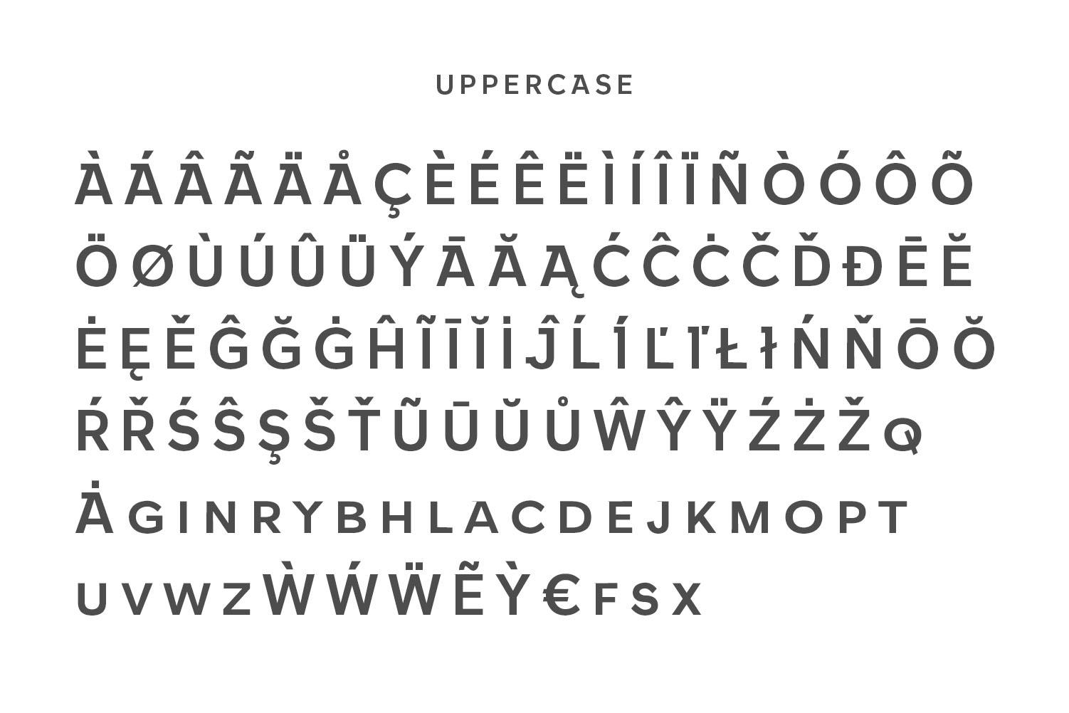 Benett Sans Serif Font Family example image 7