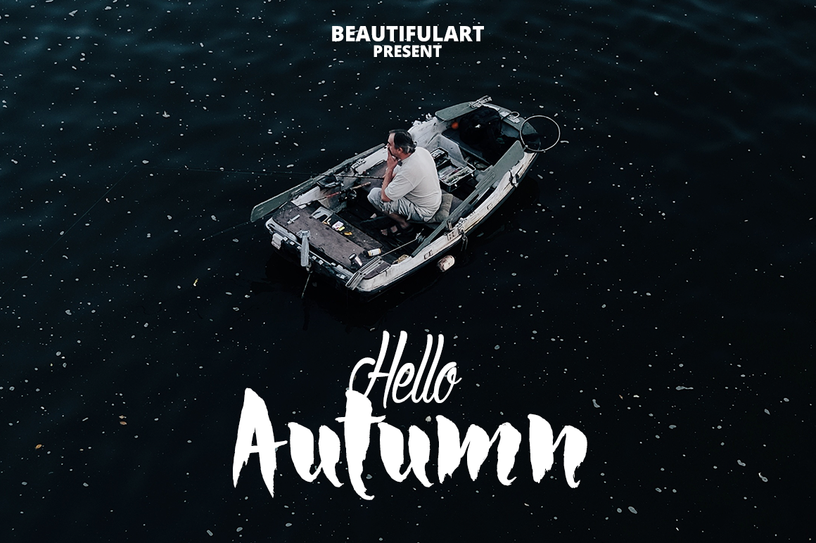 Hello Autumn Lightroom Presets example image 1