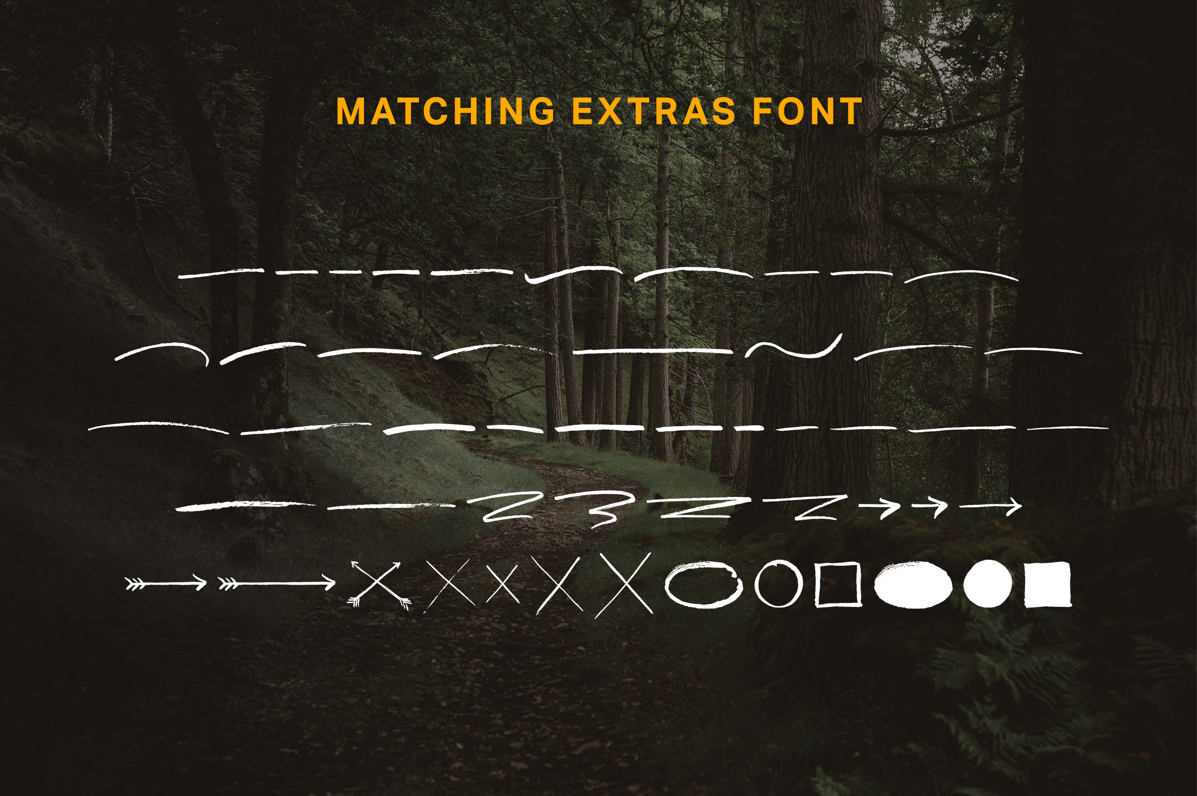 Trailmade Font Family example image 12