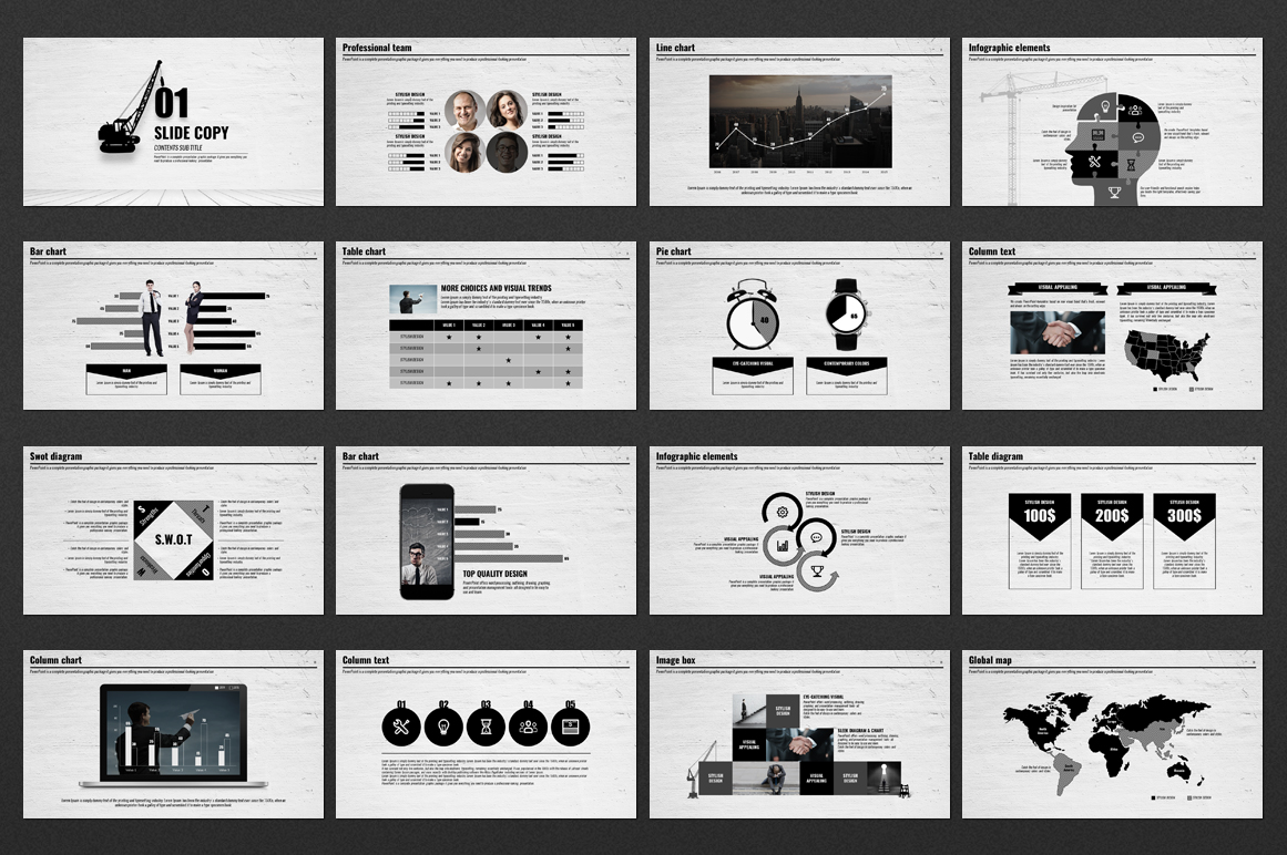 Idea PowerPoint Template example image 2